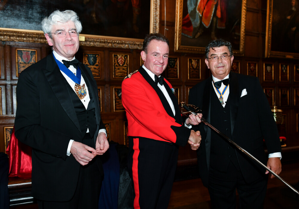 Accolade For Peter French
