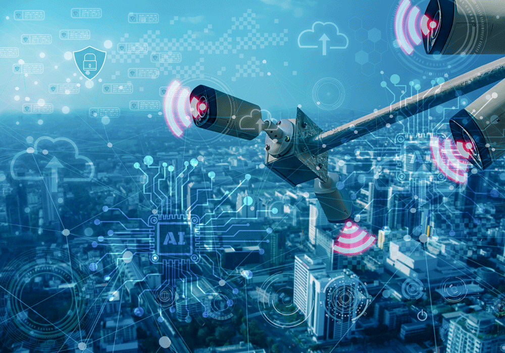 """The cusp of a smart revolution"" - The future of security tech in a networked world"